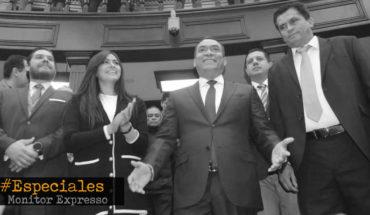 Adrián López Solís el primer Fiscal de Michoacán, y su cercanía con Silvano Aureoles
