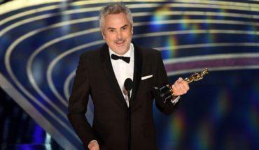 """Alfonso Cuarón gana como """"Mejor Director"""" en los Premios Oscar"""