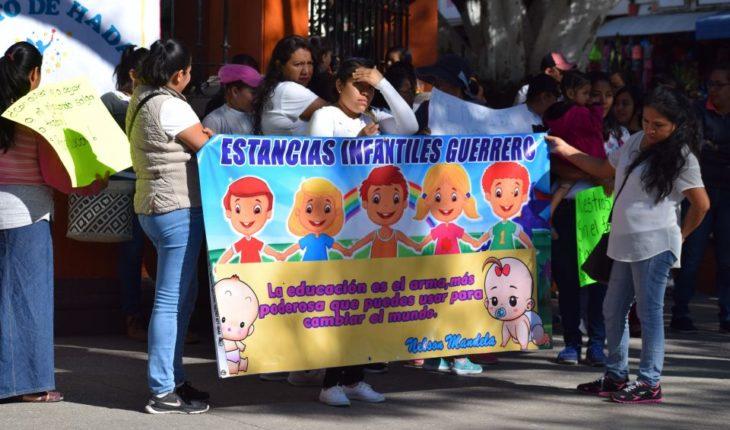 Apoyos ya no irán a estancias infantiles debido a irregularidades: AMLO