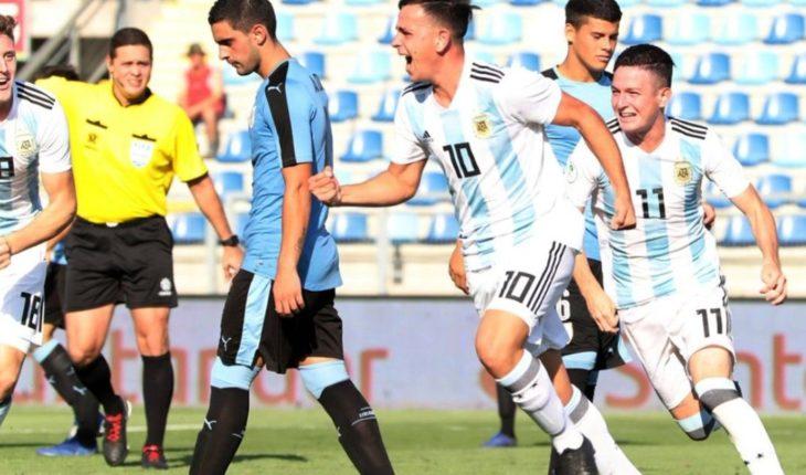 Argentina derrotó a Uruguay y se metió en el Mundial Sub 20 de Polonia