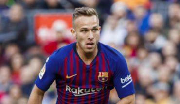 Arthur causa baja en Barcelona por lesión ¿Qué partidos se pierde?