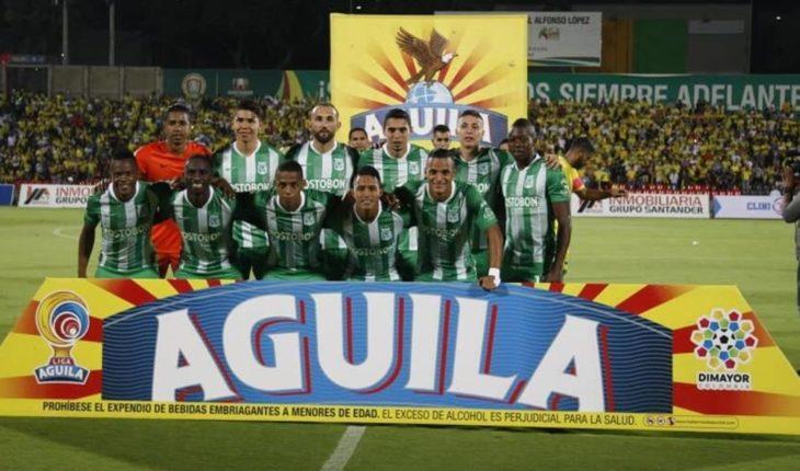 Atlético Nacional vs Jaguares de Córdoba en vivo: Liga Águila 2019, fecha 3