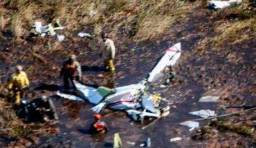 Avión se estrella en bahía de Texas y deja 3 personas muertas