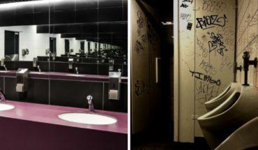 Cómo usar correctamente los baños públicos