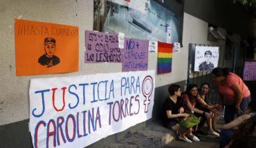 Carabinero que se mofó de la brutal agresión a Carolina Torres había sido dado de baja el 2017