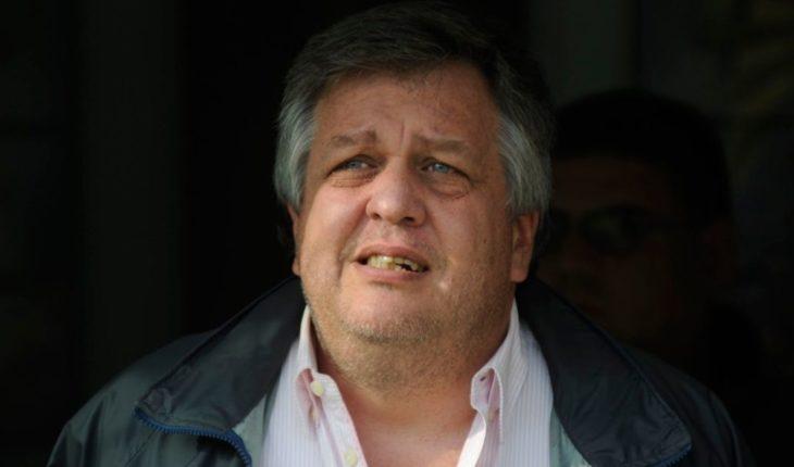 Carlos Stornelli denunció al abogado Marcelo D´Alessio