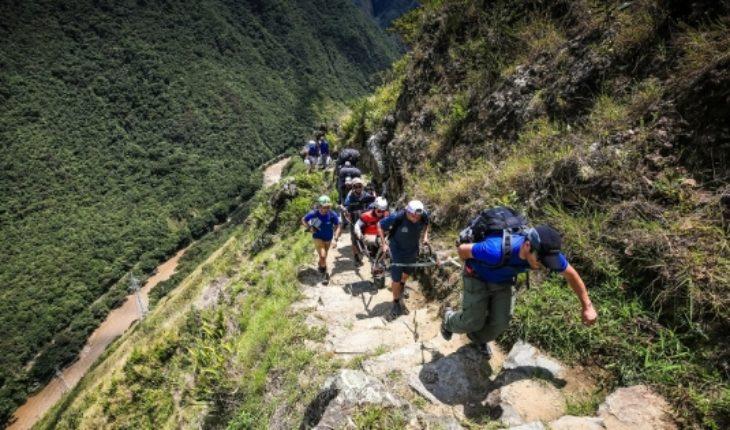 Chilenos abren ruta de turismo en Machu Picchu para personas con discapacidad