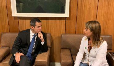 Como si fuera un jefe de Estado: la visita de Juan Guaidó a Brasilia donde se juntó con Bolsonaro y Van Rysselberghe