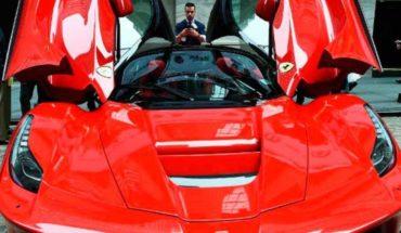 Con 20 años chocó por accidente 4 Ferraris y esto es lo que pagará