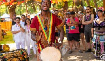 Con firma de la Fundación Womad Chile se inauguró la quinta versión del Festival del Mundo