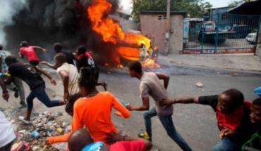 Continúan las protestas en Haití contra el Presidente Jovenel Moise