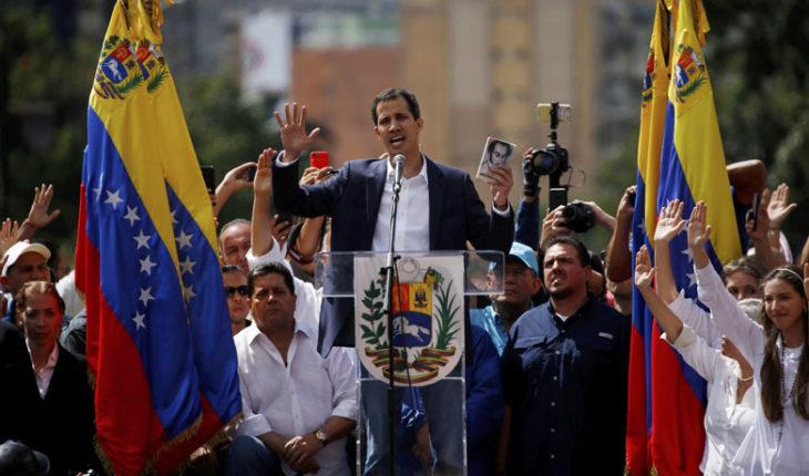 Contraloría General venezolana abrió una investigación sobre el patrimonio de Juan Guaidó