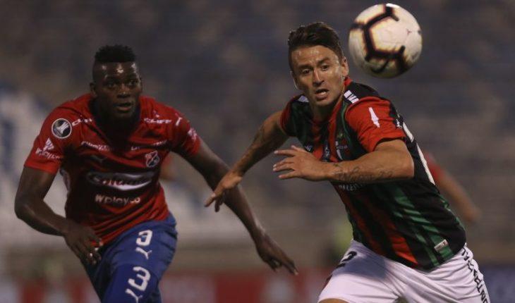 Copa Libertadores: Palestino saldrá a dar la sorpresa en Medellín ante el DIM