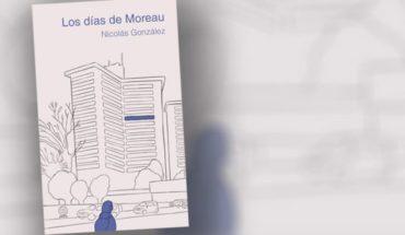 """Crítica a libro """"Los días de Moreau"""" de Nicolás González: la orfandad del presente"""