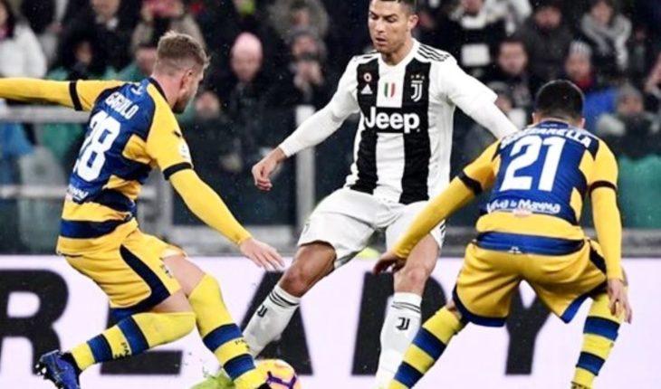 Cristiano Ronaldo mete doblete, pero Gervinho le roba el triunfo a Juventus ante Parma