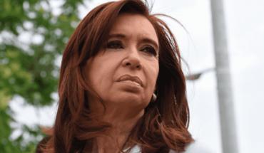 """Cristina Kirchner: """"La única y verdadera asociación ilícita son ellos"""""""