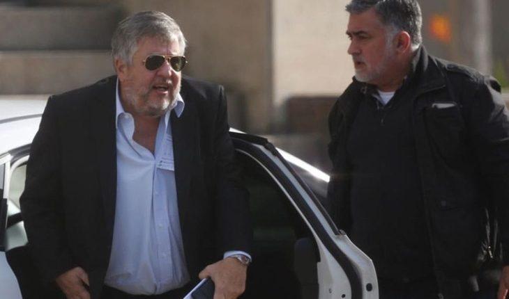 Cuadernos: uno de los empresarios procesados recusó al fiscal Stornelli