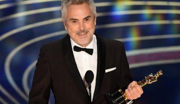 Cuarón gana el premio de Mejor cinematografía