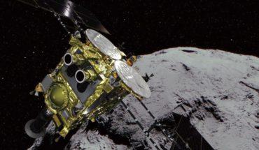 Cuatro años por un segundo: la misión de la nave japonesa Hayabusa2