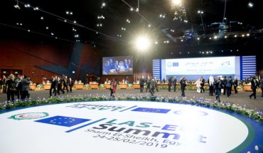 Cumbre Unión Europea-Liga Árabe en Sharm el-Sheij (Egipto). Foto: Etienne Ansotte, EC-Audiovisual Service, ©European Union, 2019. Blog Elcano