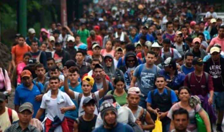Detienen en frontera de Nvo. México más de 600 migrantes en 3 días