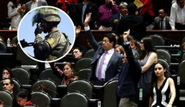 Diputados discuten dictamen de Guardia Nacional en Cámara