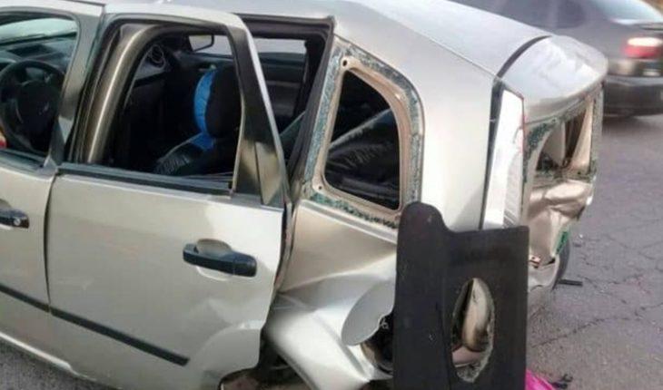 Directora de Tránsito involucrada en un choque: había consumido alcohol