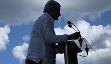 Discursos con referencias bíblicas lanza AMLO en el sureste