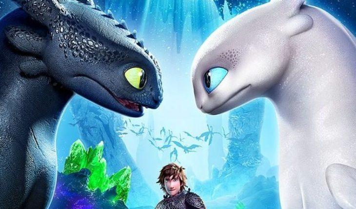 Dragones, anime y una nominada al Óscar llegan a la cartelera