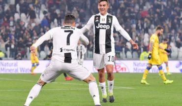 Dybala volvió a la titularidad y abrió el triunfo de Juventus con un golazo