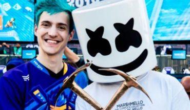 El DJ Marshmello será el primero en dar un concierto dentro del juego Fortnite