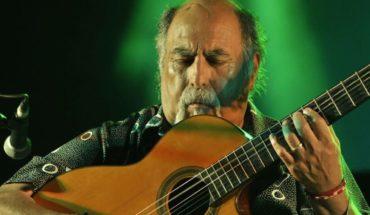 El adiós a Juanjo Domínguez: falleció un grande de la música a los 67 años