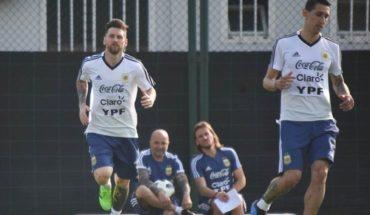 El misterio de Messi en las duchas con un compañero de la Selección Argentina