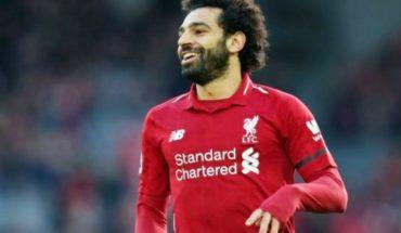 El nuevo y rejuvenecido look de Mohamed Salah