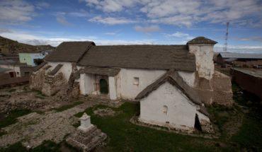 El olvido y la lluvia amenazan a la Sixtina de los Andes