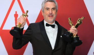 """El triunfo de """"Roma"""" en los Óscar consagra a mexicanos en Hollywood en tiempos de Trump"""