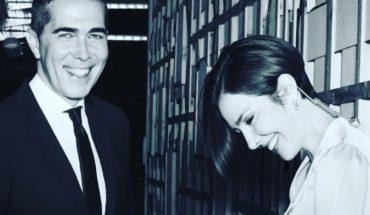 Enamorados: el video del reencuentro entre Rodolfo Barili y Cristina Pérez