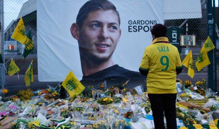 Encuentran el avión que transportaba al futbolista Emiliano Sala