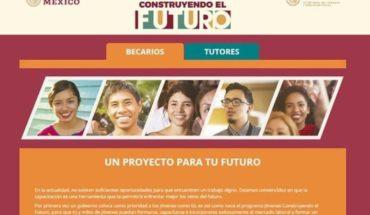 España se suma a programa de becas Jóvenes Construyendo el Futuro