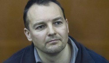 Ex funcionario de seguridad ruso irá 22 años a prisión
