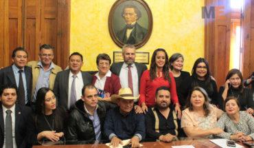 Ex perredistas michoacanos se unirán a bloque legislativo con Morena y PT