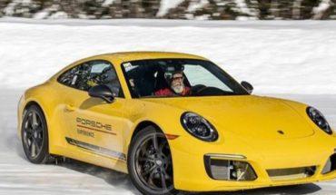 """Federico Sánchez: """"Nunca he conocido una experiencia más completa que manejar un Porsche"""""""