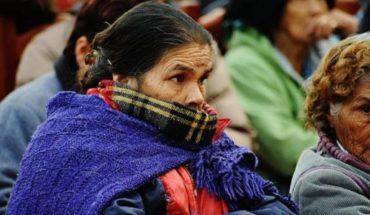 Frente Frío y vaguada polar afectarán gran parte del país