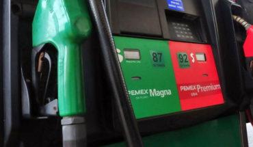 Gobierno federal impulsa los gasolinazos, aumentó 3.4% el costo: Oscar Escobar