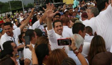 Guaidó desafía a Maduro y cruza la frontera. Asistió al Venezuela Aid Live