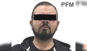 Hijo de Fausto Vallejo es vinculado a proceso por delincuencia organizada
