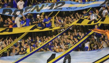 Hinchas de Boca denunciaron amenazas para que no canten contra Angelici