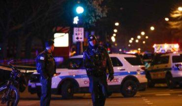 Hombremató a 5 compañeros e hirióa 5 policías en fábrica de Chicago