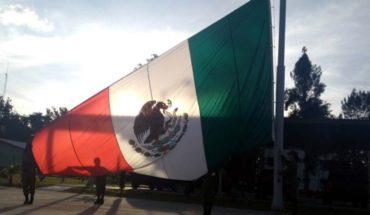 Hoy 24 de Febrero se celebra el Día de La Bandera