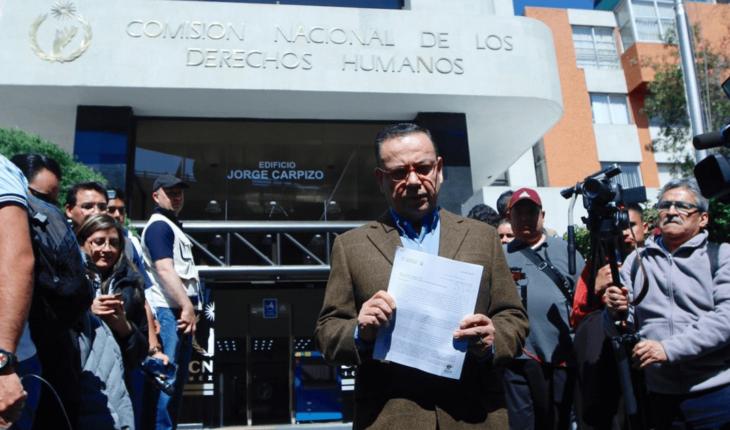 IMSS pide intervención de CNDH por caso de Guardería ABC